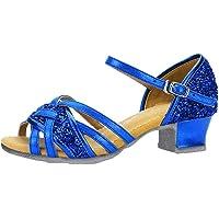 Zapatos de Baile Latino para niña | Liqiqi