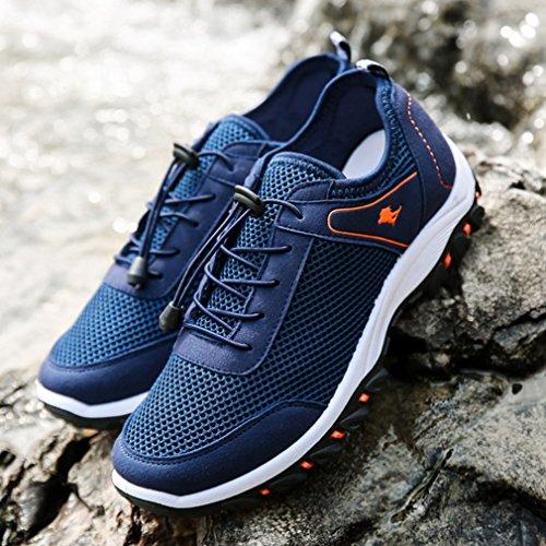 Bas Outdoor Homme de en Sport Loisir Mesh Chaussure Chaussures Wx76qB7O