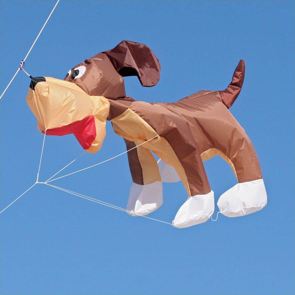 Dog Henry Hound, 8 ft. Kite Line Laundry by Premier Kites