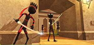 Stickman Shadow Hero Ninja from Nation Games 3D