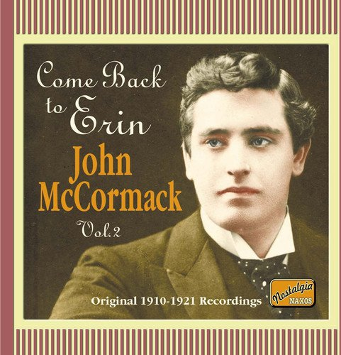CD : John McCormack - Come Back To Erin (Germany - Import)