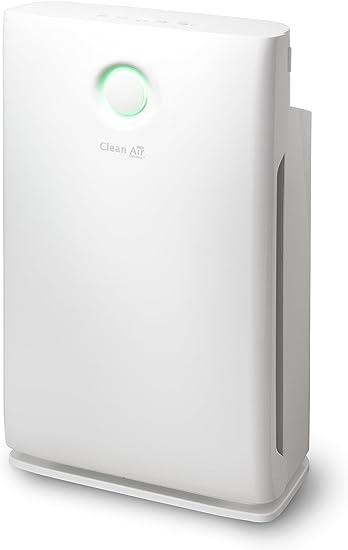 Purificador de aire inteligente con ionizador y filtros carbón y HEPA CLEAN AIR OPTIMA CA-509 – apto hasta: 90 m²/225 m³: Amazon.es: Bricolaje y herramientas