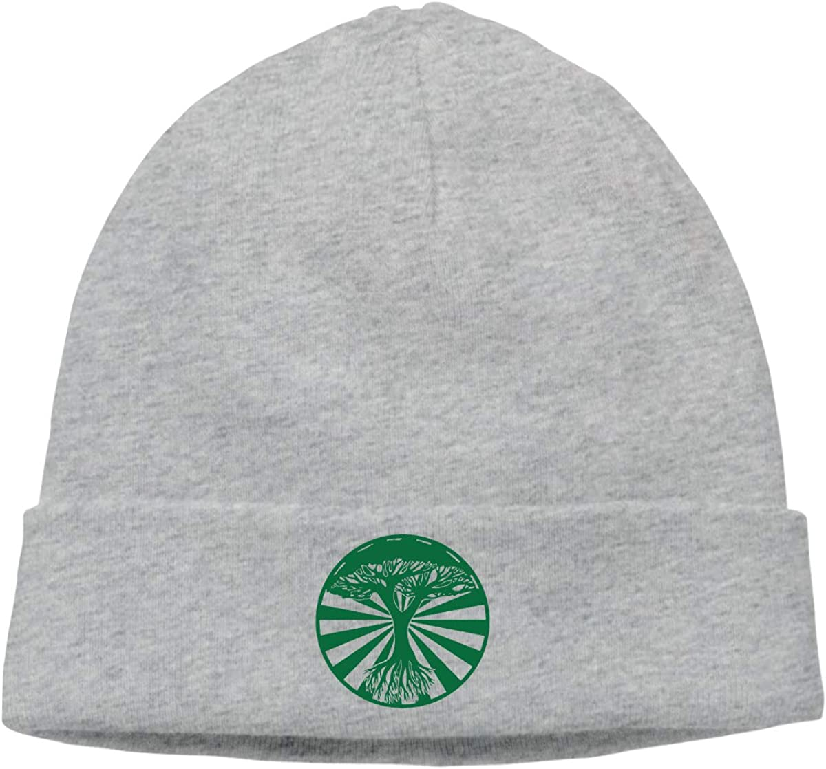 BBlooobow Mens/&Womens Cycle of Life Soft Knit Hats