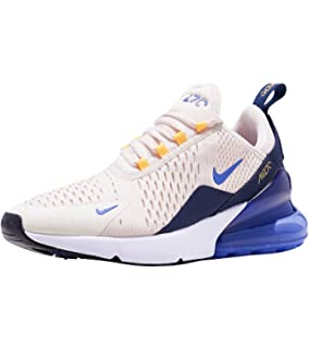 : Nike Women's Air Max 270 Shoes(WhiteViolet