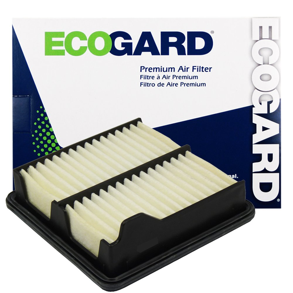 ECOGARD XA6052 Premium Engine Air Filter Fits 2009-2014 Honda Fit