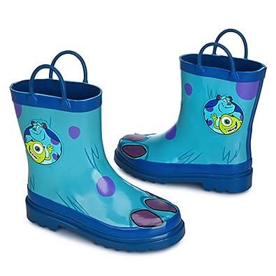 Amazon com | Disney Store Monsters, Inc  Sulley Mike Wazowski Rain