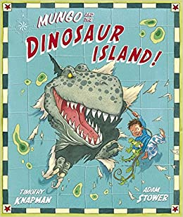Image result for mungo and the dinosaur island