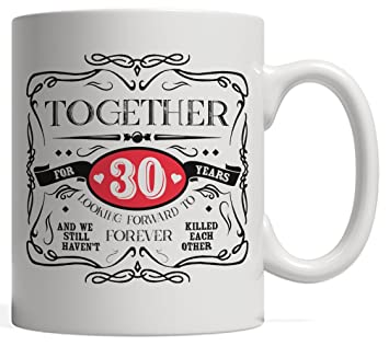 Amazon Com 30th Anniversary Relationship Or Marriage Gift
