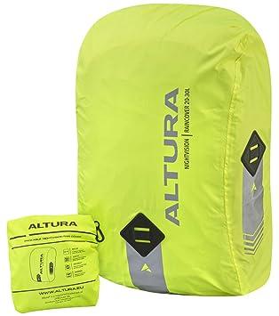 Altura Night Vision Backpack Waterproof Rain Cover - Hi Viz Yellow, 30  Litre   30L 1c9836590d