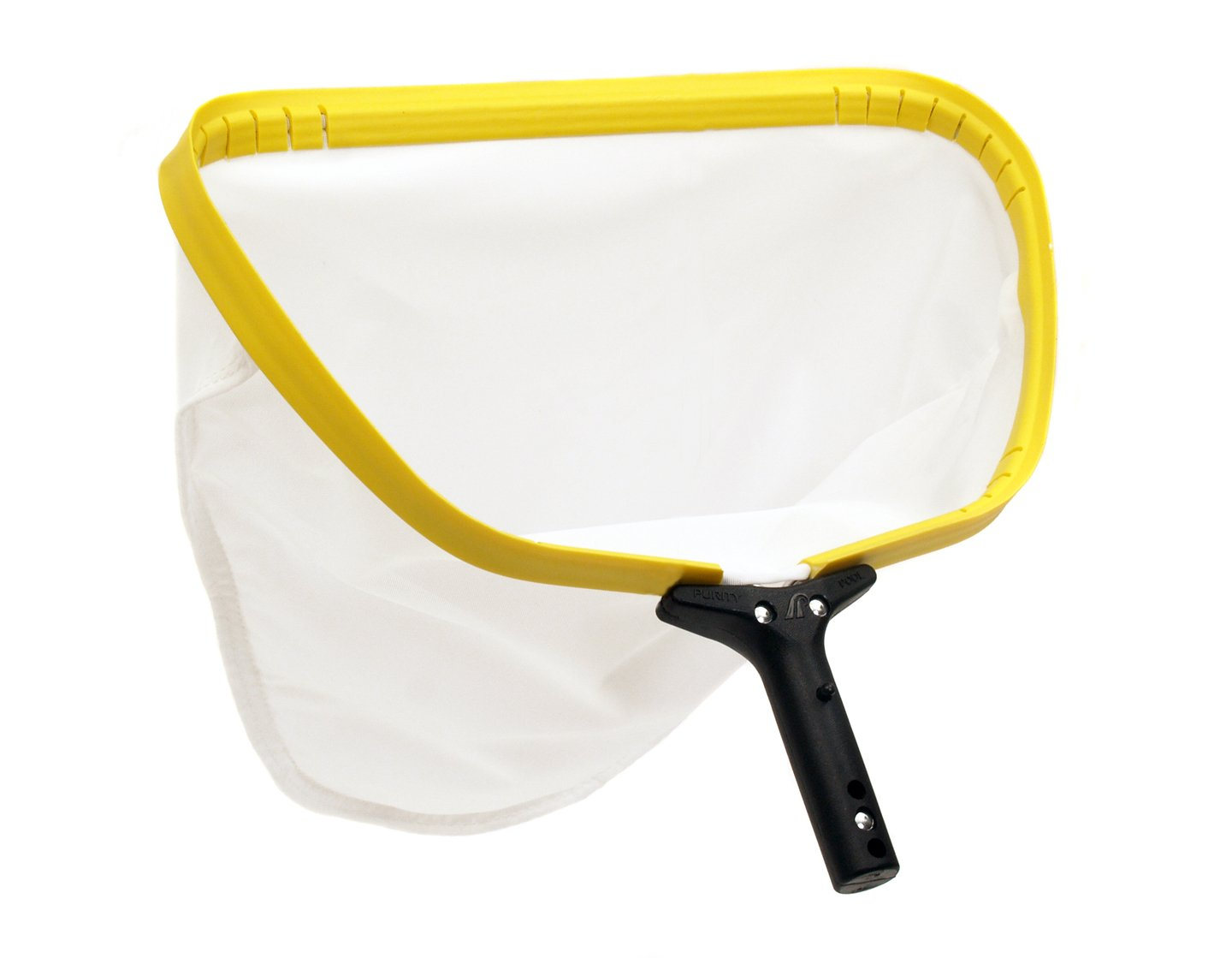 Purity Pool PCSLT Pelican Featherweight 16-Inch Residential Leaf Rake, Silt Model by Purity Pool