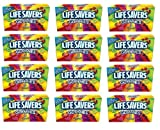Lifesavers Candy Gummies 5 Flavors: 12 Packs of 3.5 Oz - Dt20