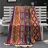 Our Personalized Throw Blanket is used widely in everyday life,a comfortable blanket would perfect your whole day once you cuddle yourself in softness and warmth at the end of a day.The cozy and soft Polyster throw blanket can be as a decorative blan...