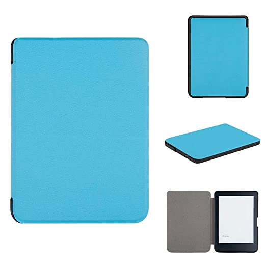 Liqiqi - Funda de Piel para Tablet Kobo Clara HD e-Book Ereader ...