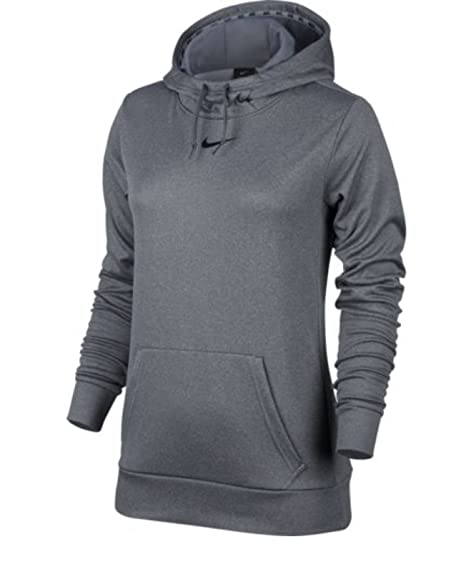 Nike Women S Therma Training Hoodie Amazon In Clothing Accessories Women's nike therma fit hoodie pullover sweatshirt aqua blue sz.m thumbholes a3. nike women s therma training hoodie