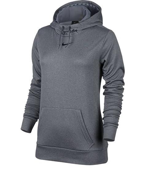 38ec75a2f25d Amazon.com  Nike Women s Therma Dri-FIT Training Hoodie  Sports   Outdoors