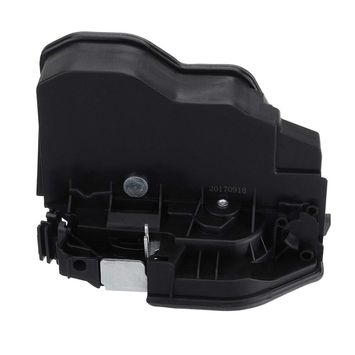 TOOGOO Arriere Gauche Puissance Electrique Serrure de Porte Verrou DActionneur pour BMW E60 E90 51227202147