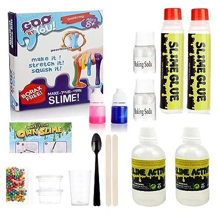 Berühmt DmHirmg Schleim Set Slime Kit,Slime Making Kit for Girls,Schleim VM64
