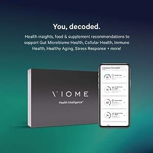 Viome Health Intelligence