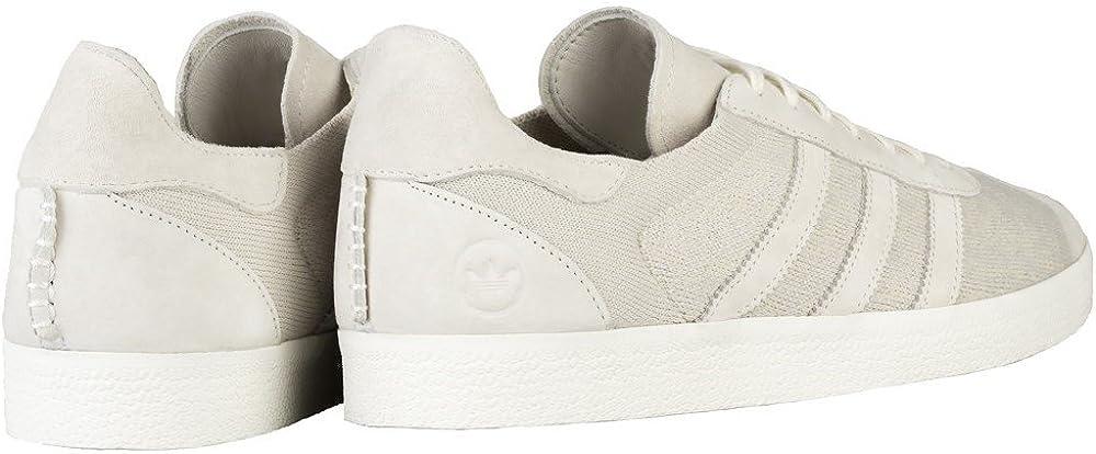 adidas Originals Mens Wh Gazelle Pk Og Trainers