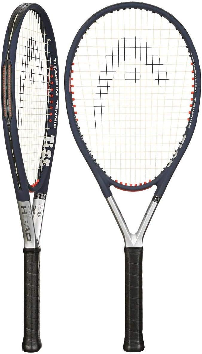 raqueta de tenis HEAD Ti.S5 CZ Strung 4-3/8