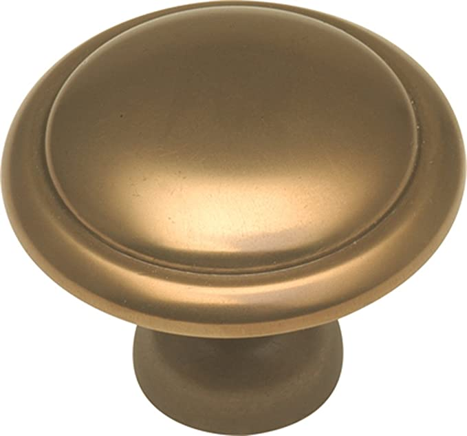 Hickory Hardware P14402-VB-25B Conquest Collection Knob 1-3//16 Inch Diameter Vintage Bronze 25 Each