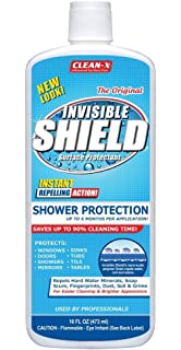 Coastal Shower Doors IS 16 Paragon Invisible Shield Glass Surface  Protectant | Prevent Hard Water