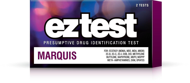 Amazon Ez Test For Ecstasy Amphetamines And 2c B Health