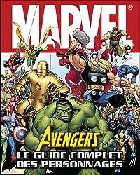 Avengers, le guide complet des personnages