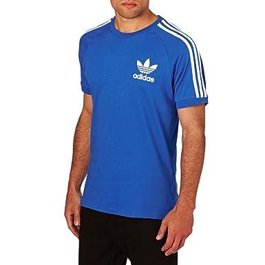 df9b103abc adidas Clfn Tee Camiseta de Manga Corta, Hombre: Amazon.es: Ropa y  accesorios