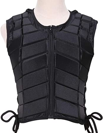 Comfortable Lightweight Air Horse Riding Vest [Ranjaner] Picture