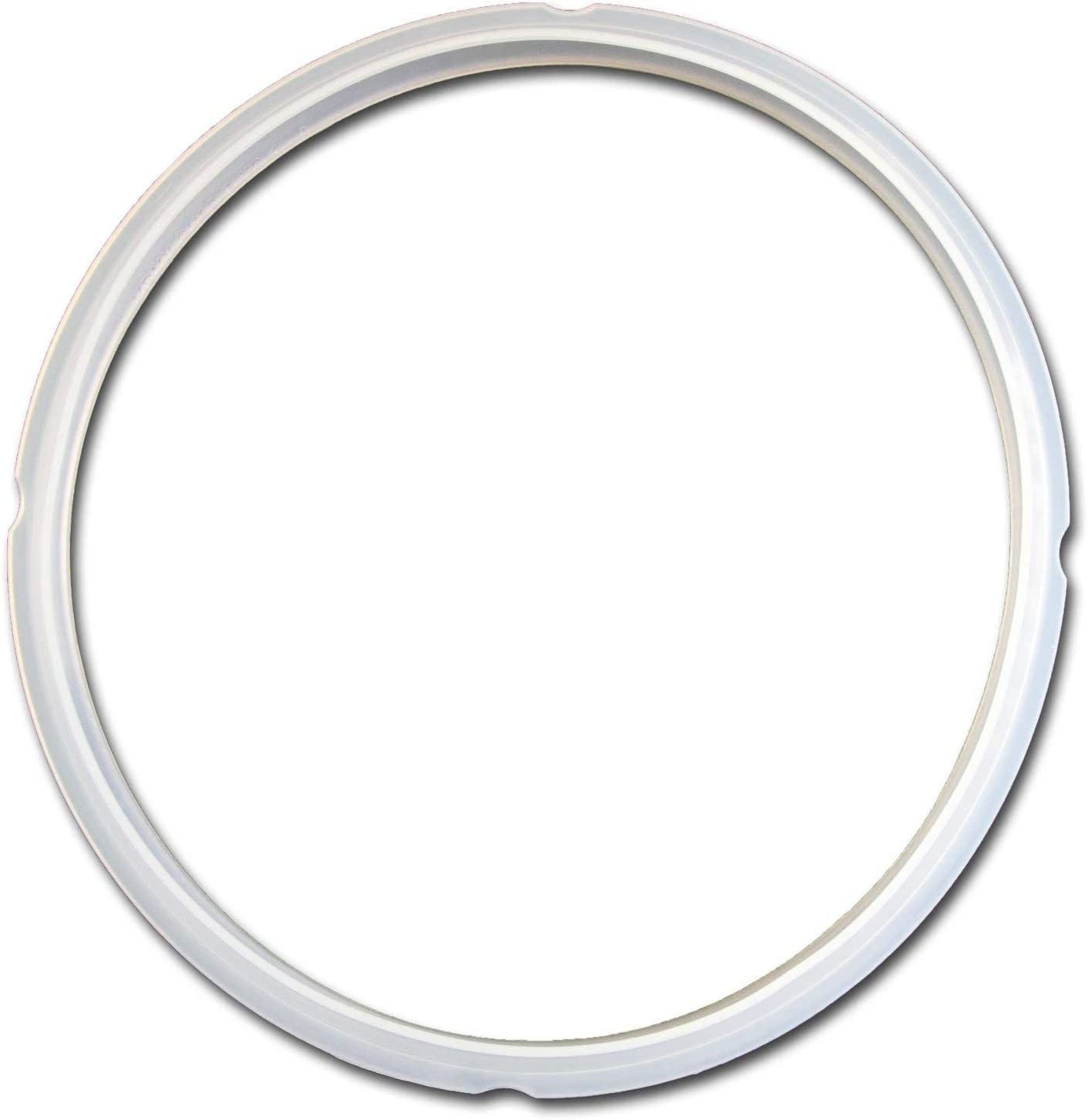 GJS Gourmet Replacement Rubber Seal Ring Compatible with Elite Platinum Electric Pressure Cookers (8 Quart)