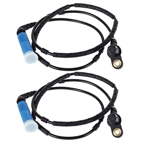 Amazon Com Autex 2pcs Abs Wheel Speed Sensor Rear Left Right