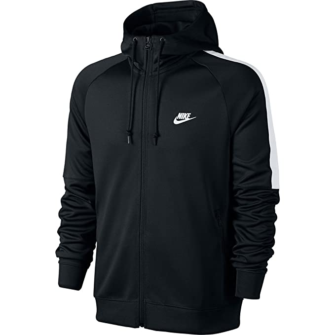 Nike Tribute TRK JKT-Hooded - Chaqueta para Hombre: Amazon ...