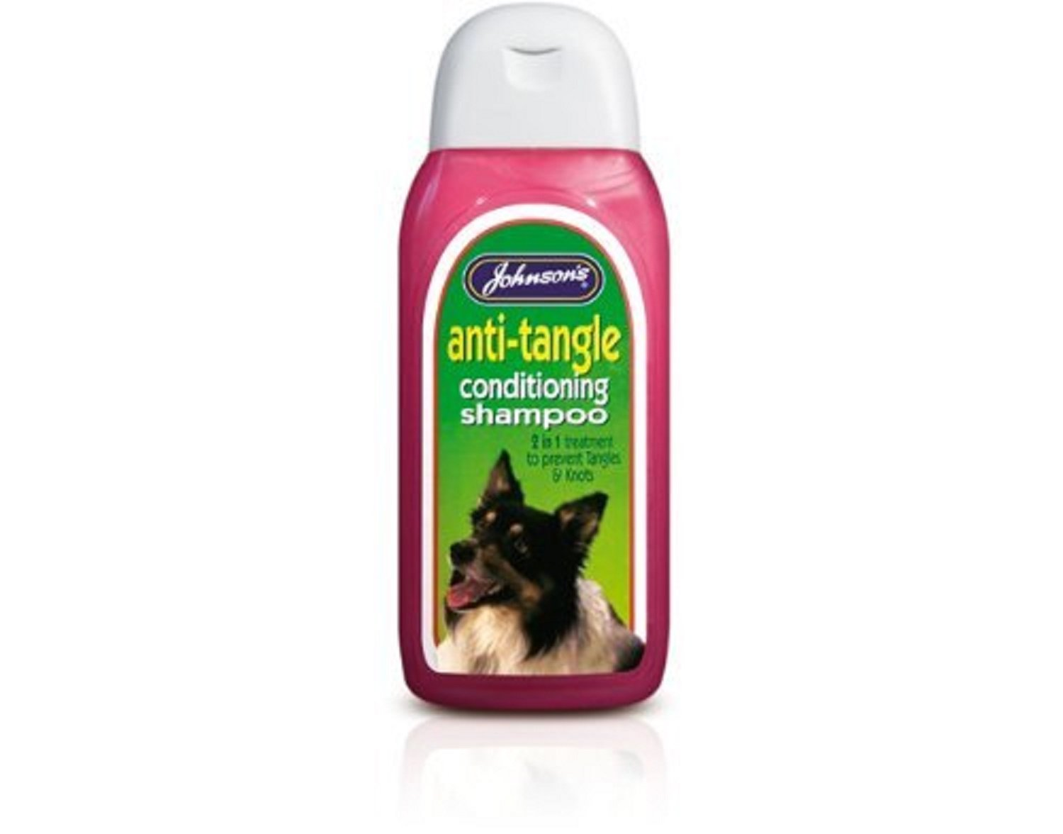 (4 Pack) Johnson's Vet - Anti-Tangle Conditioner Shampoo 200ml Johnson's Vet