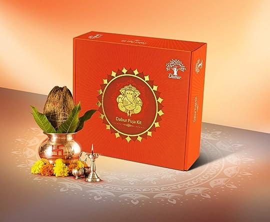 Dabur Puja Kit