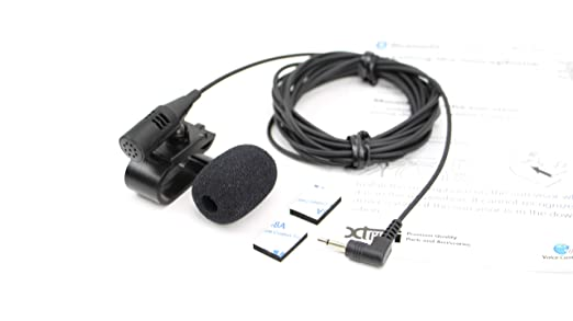 Bluetooth Microphone Mic Assembly for Pioneer Ref # CPM1084 CPM1064 New Car  DVD Nvigtion