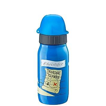 Emsa Drink2Go Iso2Go - Cantimplora infantil (350 ml, acero ...