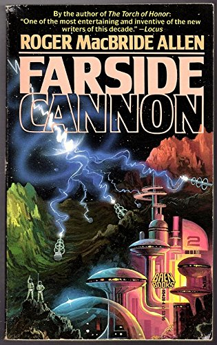 book cover of Farside Cannon