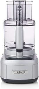 Cuisinart FP-11SV Elemental Food Processor, Silver (Renewed)