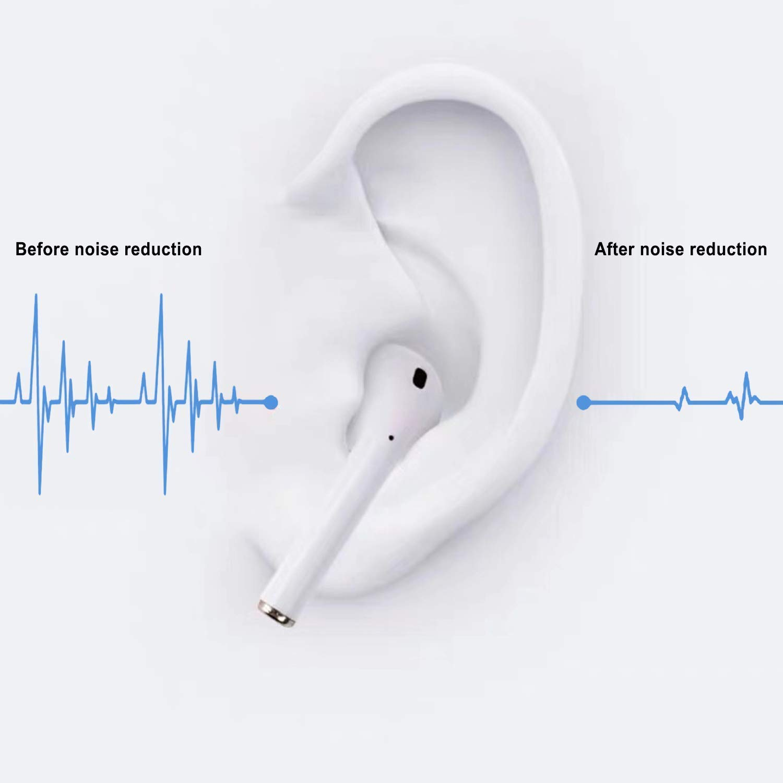 ORGNB Auriculares Bluetooth Auriculares inalámbricos 5.0 ...