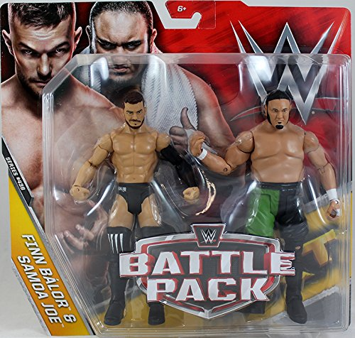 61G%2BQPSGgPL - WWE-Finn-Balor-Samoa-Joe-Action-Figure-2-Pack