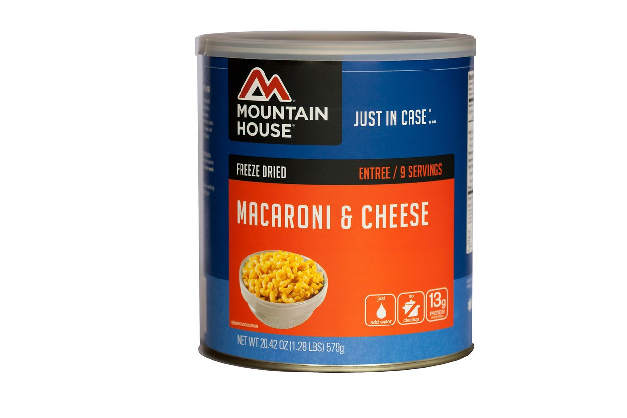Mountain House Macaroni & Cheese #10 Can by Mountain House