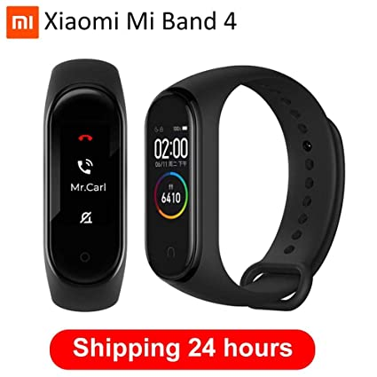 Amazon.com: BDSONG for Xiaomi Mi Band 4 Bluetooth 5.0 ...