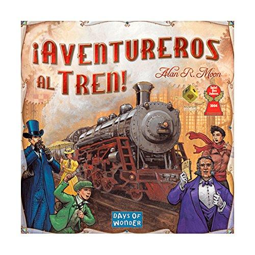 Aventureros al Trenhttps://amzn.to/2QBZfQ5