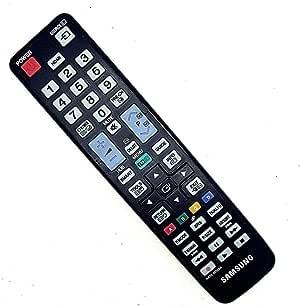 Samsung AA59-00508A - Mando a Distancia de Repuesto para TV, Color Negro: Amazon.es: Electrónica