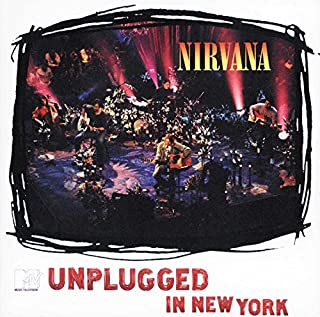 MTV Unplugged in New York [Vinyl] by Nirvana (B000000OU2) | Amazon Products