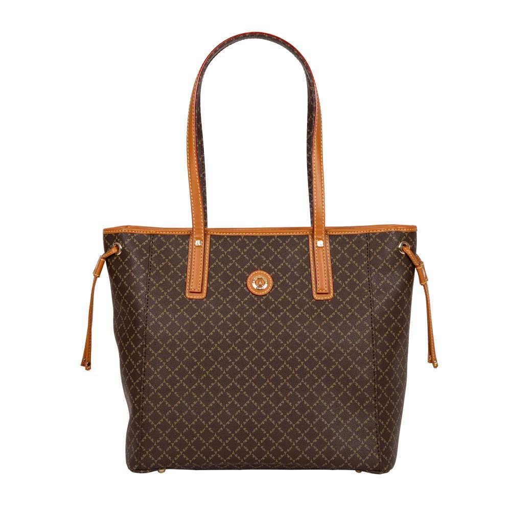 La Tour Eiffel Womens Luxury Fashion PVC Handbag