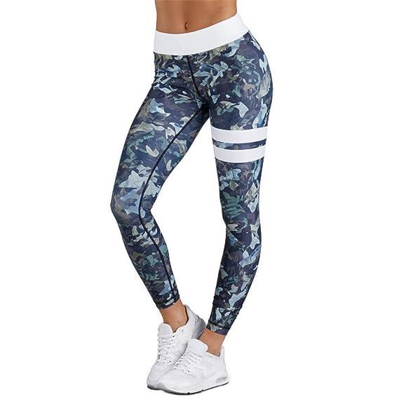OverDose leggings mujer yoga deportivos fitness pantalones largos ...