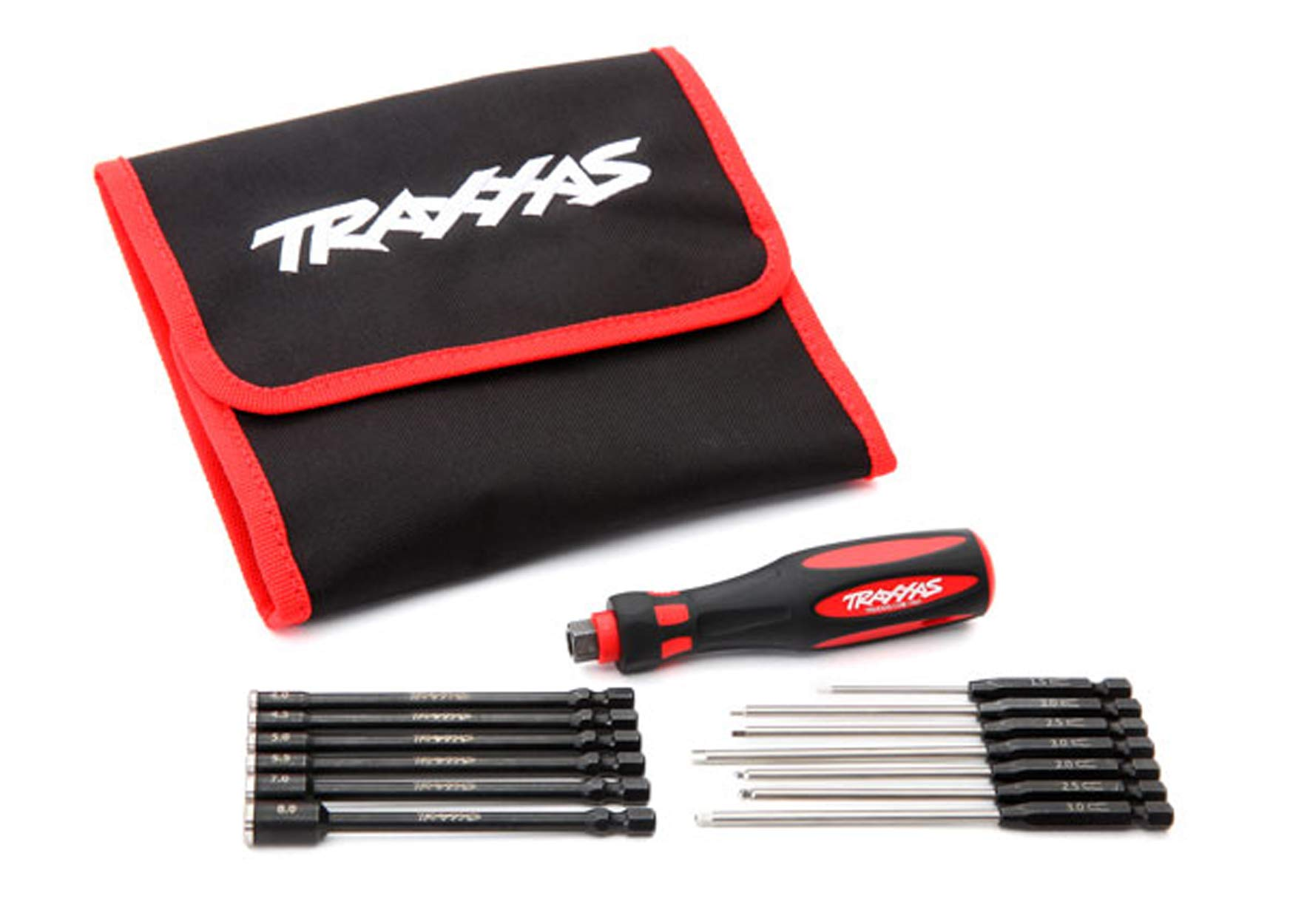 Traxxas 8710 Speed Bit Master Set, Hex and Nut Driver, 13-Piece by Traxxas