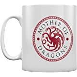 "Game of Thrones Trono di Spade - Tazza di ceramica Madre dei Dragoni"", multicolore"
